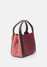 Coach - COLORBLOCK HADLEY HOBO - Handbag - taffy/cherry mutli - 3