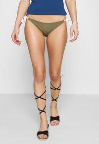 Tommy Hilfiger - SUMMER PATROL - Bikini bottoms - army green - 0