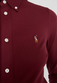 Polo Ralph Lauren - HEIDI LONG SLEEVE - Skjortebluser - classic wine - 6