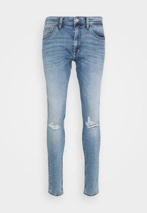 FINLEY SUPER SKINNY - Jeans Skinny Fit - denim