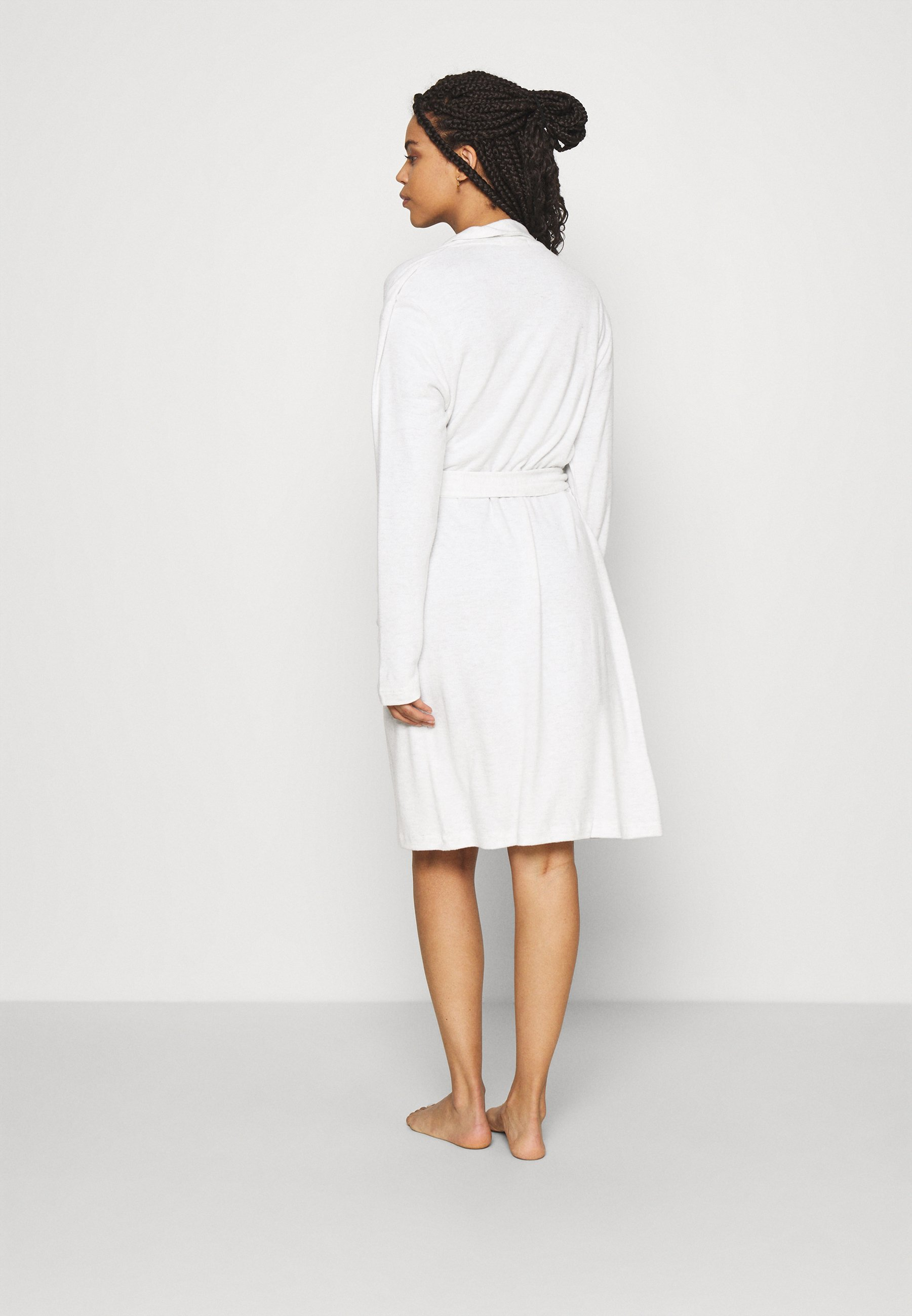 Donna KNITTED BATHROBE - Accappatoio