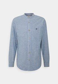 DOCKERS - BAND COLLAR  - Skjorta - stoker sunset blue - 0