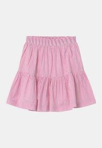 Polo Ralph Lauren - A-line skirt - rose/white - 0