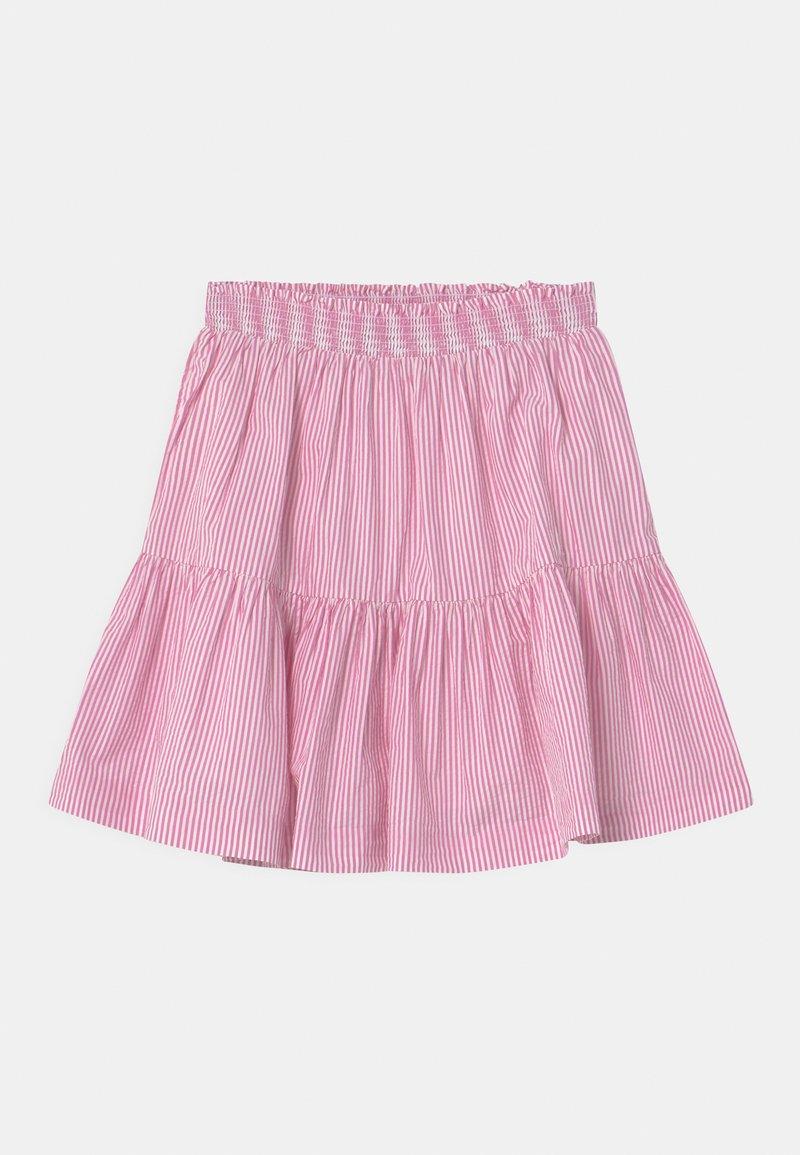 Polo Ralph Lauren - A-line skirt - rose/white