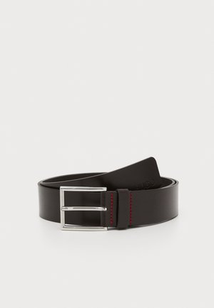GIASPO - Belt - dark brown