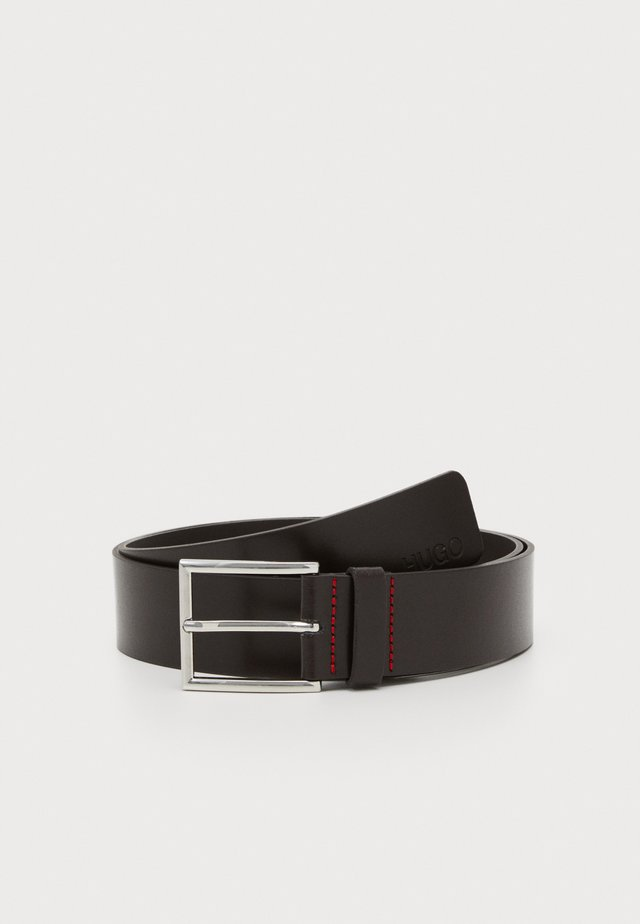 GIASPO - Ceinture - dark brown