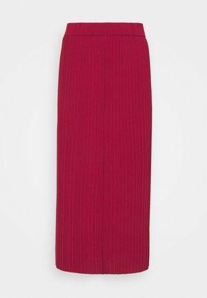 RARO - Jupe plissée - peony pink