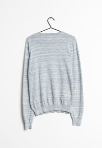 7 for all mankind - Sweatshirt - blue - 1