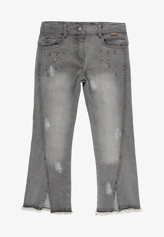 Jeans Straight Leg - grey
