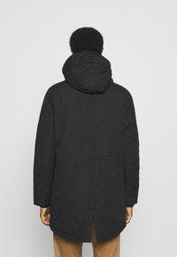 TOM TAILOR DENIM - SOFT  - Winter coat - black - 2