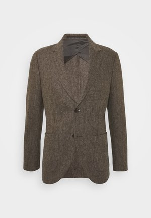 JAMOT - Blazer jacket - gold brown