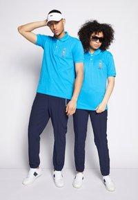 Lacoste - POLAROID UNISEX - Polo shirt - blue - 1