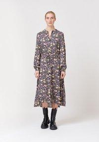 Dea Kudibal - Shirt dress - autumn bouquet - 0