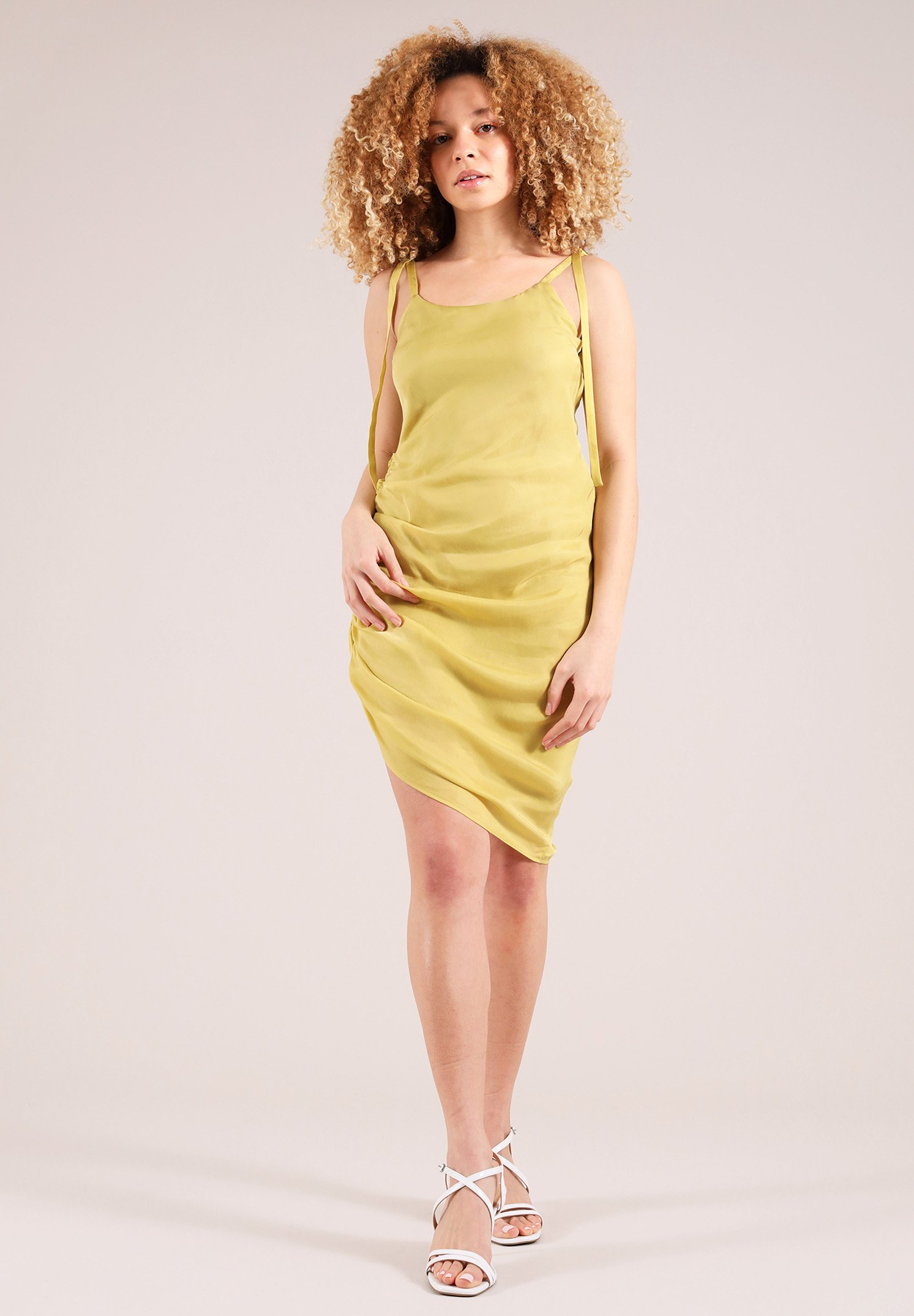 Women GATHERED - Cocktail dress / Party dress
