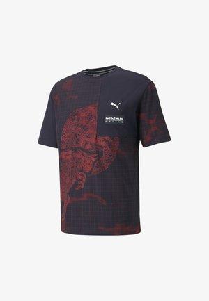 BULL RACING TEE  - T-shirt imprimé - night sky