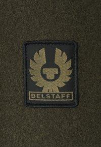 Belstaff - BORDER DUFFLE COAT - Classic coat - salvia/black - 2