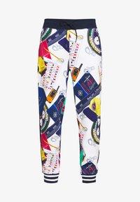 Polo Ralph Lauren - Pantalon de survêtement - white - 5