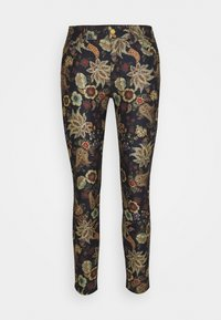 Desigual - PANT CANDELA - Trousers - navy - 3
