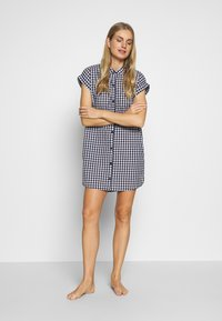 Esprit - DADAH CHECK - Nightie - navy - 1