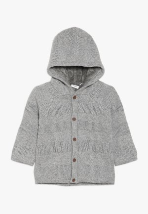 NBNNENOR JACKET - Winterjas - grey melange