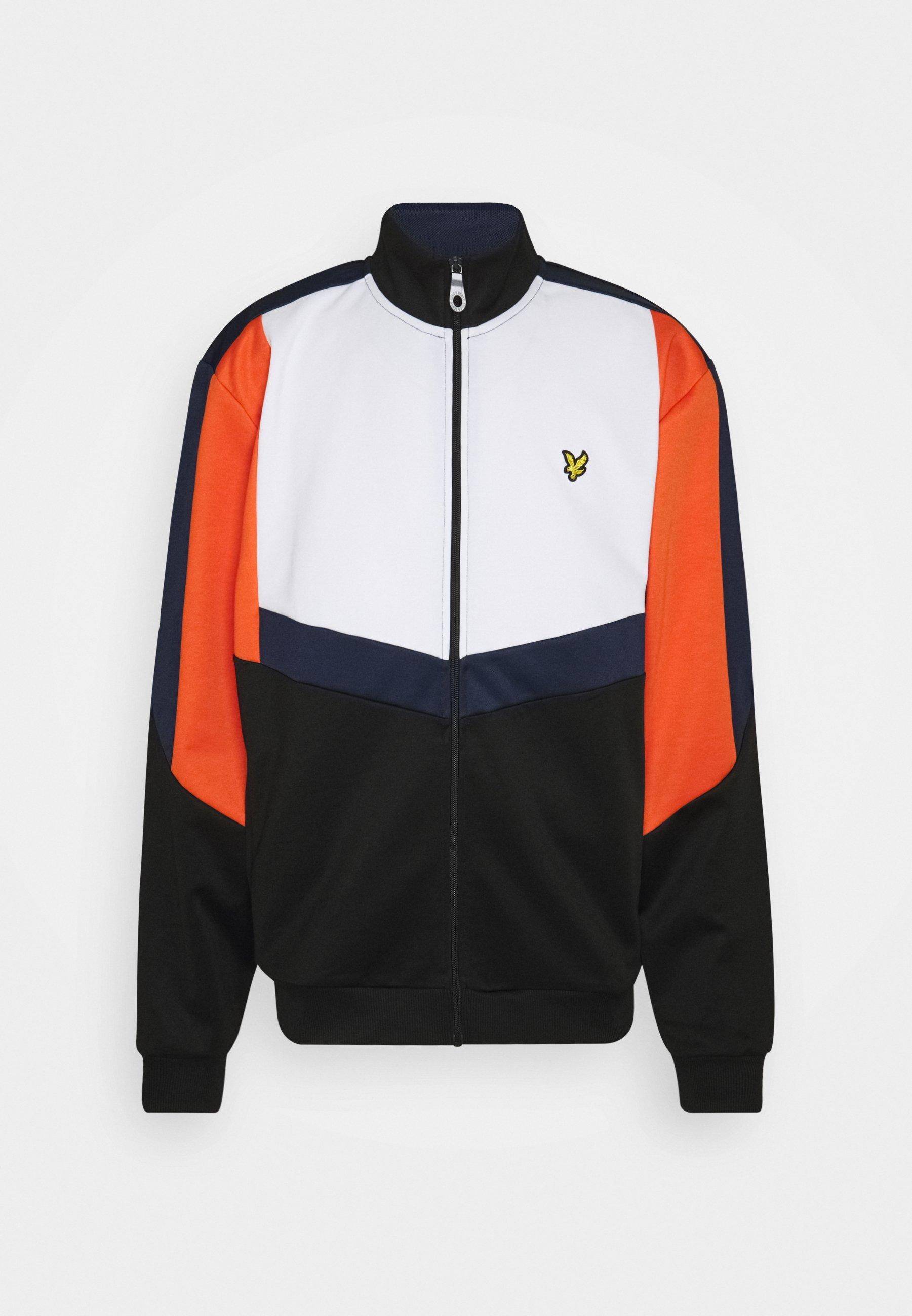 Men TRACK ZIP THROUGH - Training jacket