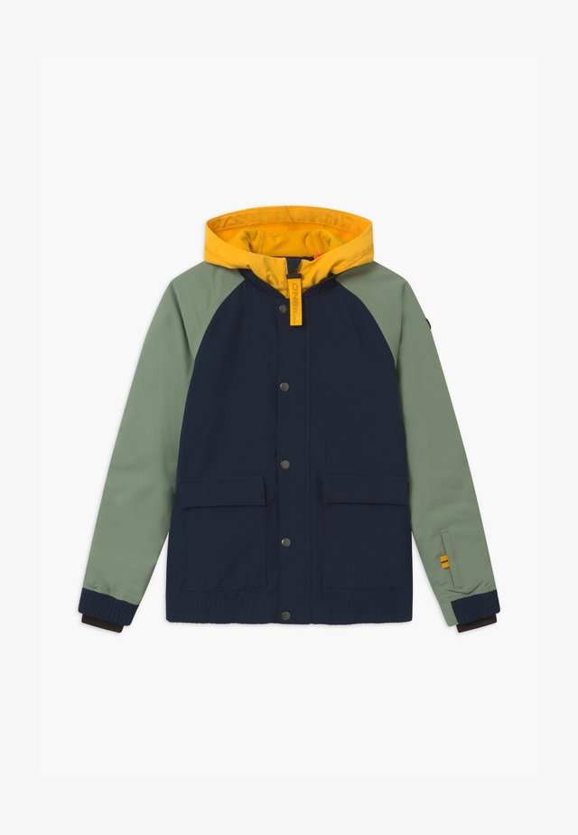 DECOMBE JACKET - Snowboard jacket - ink blue