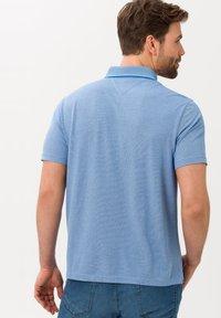 BRAX - STYLE PETTER - Polo shirt - light blue - 2