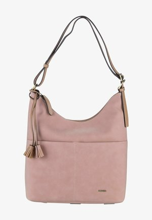 FRANCIS - Handbag - rosequartz