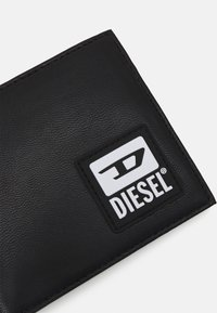 Diesel - HIRESH S UNISEX - Peněženka - black - 3