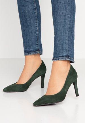 INES - High heels - verde