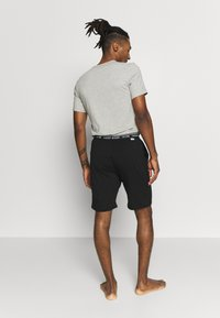Calvin Klein Underwear - ONE SLEEP - Pyžamový spodní díl - black - 2