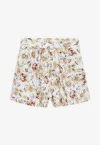 Mango - PARADISE - Shorts - off white - 5