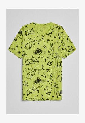 MIT - T-shirt med print - green