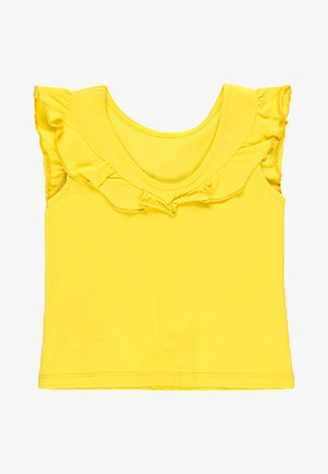 Print T-shirt - lemon