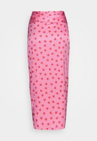 Never Fully Dressed - PINK HEARTS JASPRE SKIRT - Pencil skirt - pink - 3