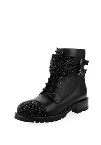 PRIMA MODA - ACATE - Lace-up ankle boots - black - 1