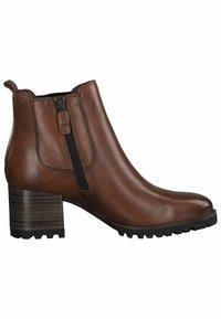 Tamaris Pure Relax - Ankle boots - cognac       # - 4