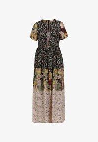 usha - Maxi dress - multi flower print - 4