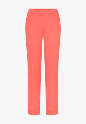 Leggings - Trousers - neon-pink