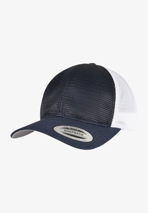 OMNIMESH TONE - Cap - nvy/wht