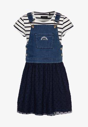 SET - Day dress - navy