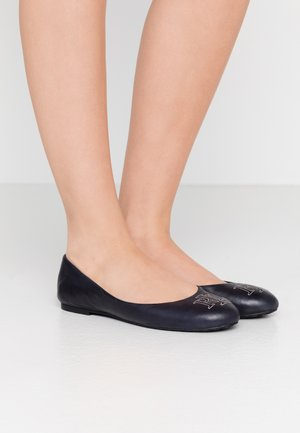 JAMIE - Ballet pumps - navy