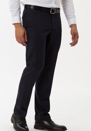 ENRICO - Pantalon de costume - navy
