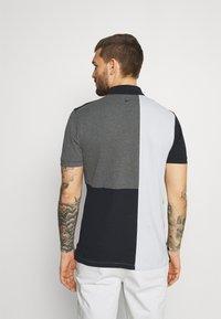 Nike Golf - Polo shirt - black/charcoal heathr/dark grey - 2