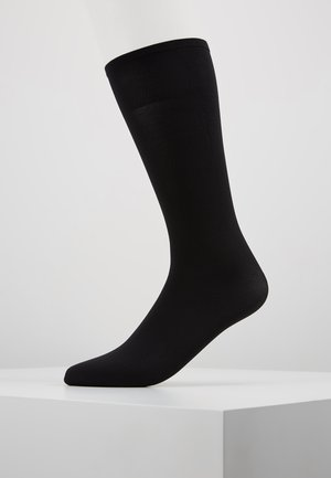 INGRID KNEE HIGH - Knee high socks - black