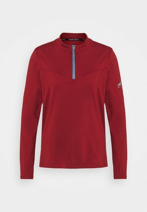 ELEMENT TRAIL MIDLAYER - Sports shirt - dark cayenne