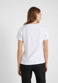 Escada Sport - ELLAMINE - Jednoduché triko - white - 2