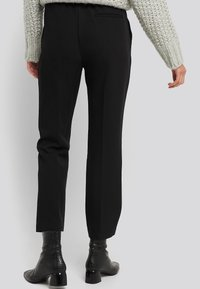 NA-KD - Trousers - black - 2