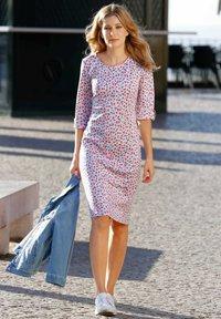 Laura Kent - Shift dress - rosé - 1