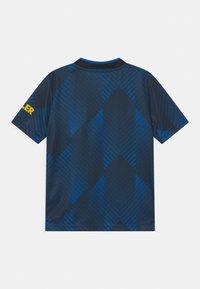 adidas Performance - MANCHESTER UNITED AEROREADY UNISEX - Club wear - glory blue - 1